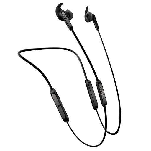Tai nghe Bluetooth Jabra Elite 45e Titanium Black