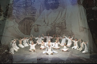 Photo: TANNHÄUSER in Innsbruck (14.5.2016). Inszenierung: Johannes Reitermeier. Daniel Kirch. Copyright: Larl/Tiroler Landestheater.