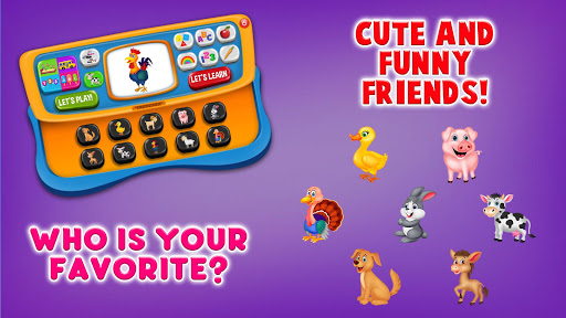 Baby Phone Game for Kids Free apklade screenshots 2