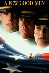 A Few Good Men (1992), an outstnading lawyer movies