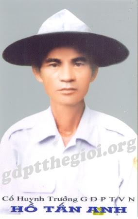 Tiểu sử Cố Huynh Trưởng Hạnh Minh HỒ TẤN ANH