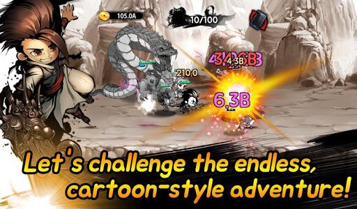 Cartoon Dungeon : Age of cartoon 1.0.87 screenshots 2