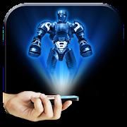 Hologram Robot Simulator