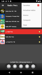 Radio Perú : Estaciones peruanas en vivo y gratis - náhled