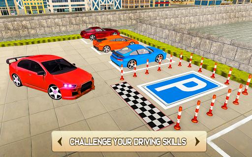 US Smart Car Parking 3D - City Car Park Adventure  screenshots 3