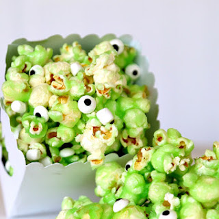 Munch on Monster Slime Popcorn!