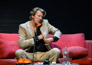 Photo: Wien/ Kammerspiele: AUFSTIEG UND FALL VON LITTLE VOICE von Jim Cartwright. Inszenierung Folke Braband. Premiere 7.5.2015. Michael VonAu. Copyright: Barbara Zeininger