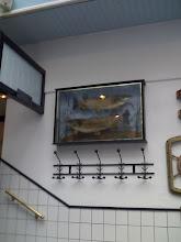 """Photo: W dobrej knajpie rybnej """"Fischhaus"""""""