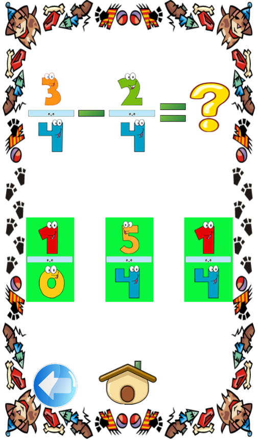 Fractions to decimals games - Android Apps on Google Play