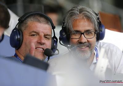 """Philippe Albert heeft opmerkelijke visie op de afgekeurde Brugse goal: """"Voor mij was het geen buitenspel"""""""