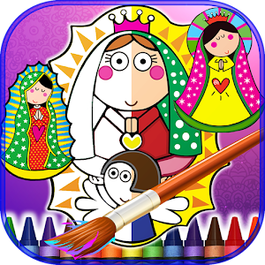 Virgins Coloring Book for PC and MAC