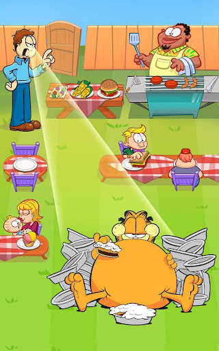 Garfield: My BIG FAT Diet screenshot 3