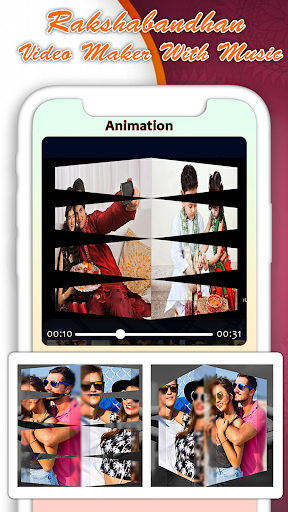 Rakshabandhan Video Maker screenshot 3
