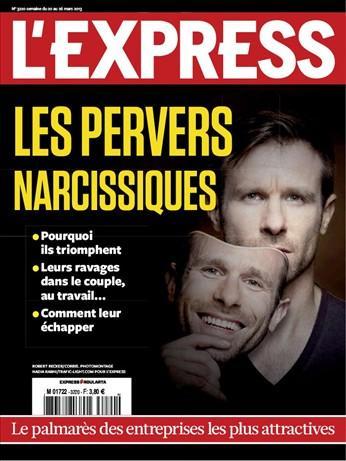 Description: Les pervers narcissiques -  L'Express - Numéro 3220