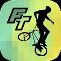 Flatland Tricky: BMX 4D How-To icon