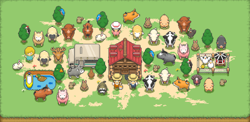 Tiny Pixel Farm - Simple Farm Game for PC