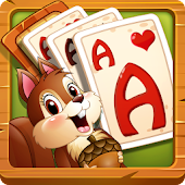 TriPeaks Solitaire:Forest Fairy Android APK Download Free By Mahjong Connect