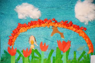 Photo: Amariyah Burton - 2nd Grade North Avondale Montessori Cincinnati, Ohio, U.S.A.
