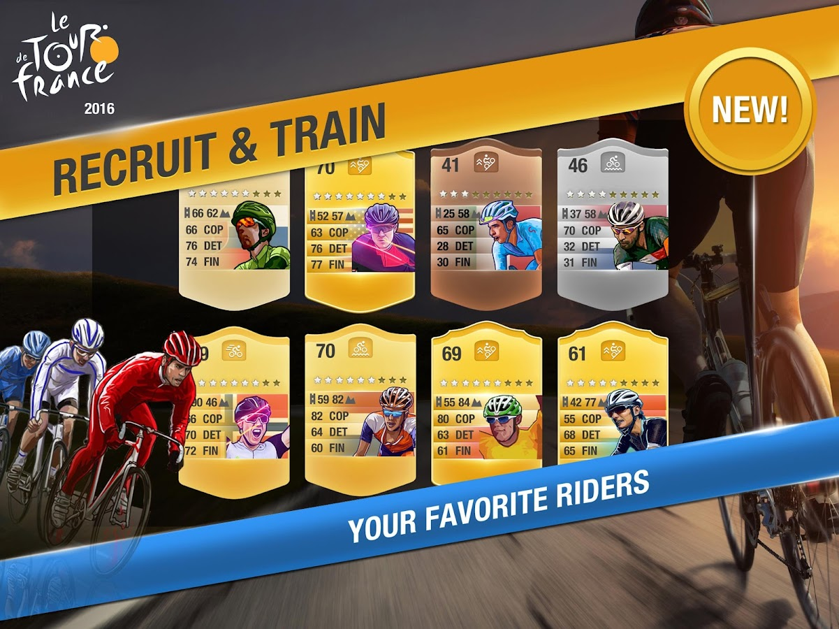 Tour de France 2016 - The Game- screenshot