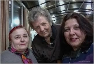 Photo: Turda - Str. Dr. Ioan Ratiu, Nr.25, Ana Maria Catalina, intalnire la invitatia lui Dana Deac impreuna cu Erika Szanto  - 2019.01.14