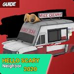 Hello Scary Icescream Neighbor Alpha Guide icon