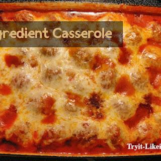 3 Ingredient Casserole