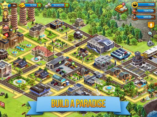 Tropic Paradise Sim: Town Building City Game 1.4.4 screenshots 9