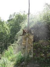 Photo: Khodzhokelen, near sacred grotto, tomb