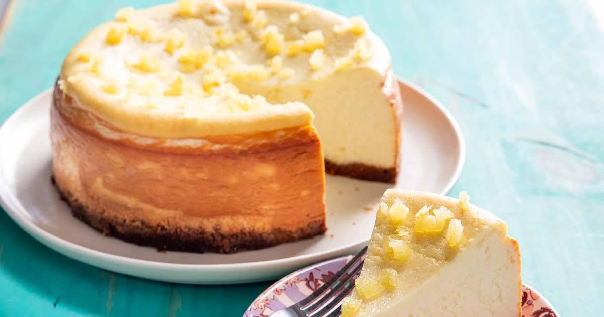 10 Best No Bake Lemon Cheesecake Philadelphia Cream Cheese Recipes