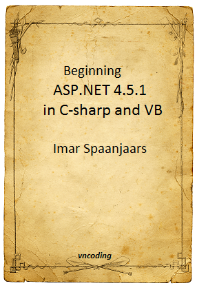 Beginning ASP.NET 4.5.1 in C-sharp and VB