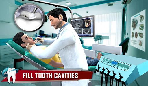 Dentist Surgery ER Emergency Doctor Hospital Games 30 screenshots 12