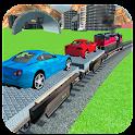 Manejar Tren Carga Transporte icon