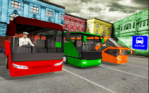 2019 Megabus Driving Simulator : Cool games 1.0 screenshots 14