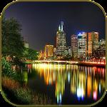 HD City Night Live Wallpaper Icon
