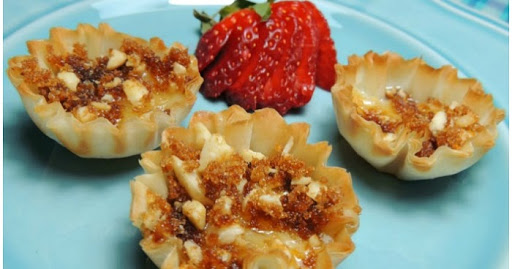 Phyllo Cup Filling Recipes | Yummly