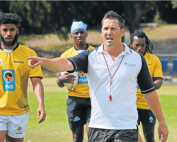 Madibaz coach Jarryd Buys says the Nelson Mandela University squad are ready to prove a point in the Varsity Shield rugby competition this year