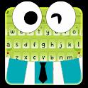 Cute Frog Anime Keyboard icon