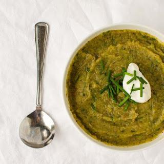 Thick n' Creamy Vegan Potato Soup