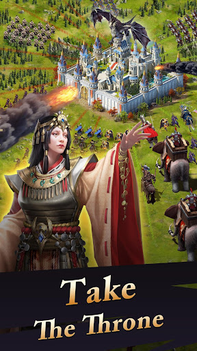 Evony: The King's Return apktram screenshots 2