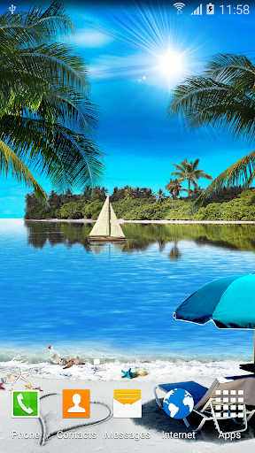 Download Beach Live Wallpaper Google Play softwares  a6EbAkxmh3qf  mobile9