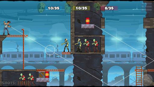 Stupid Zombies 3 APK MOD – Pièces de Monnaie Illimitées (Astuce) screenshots hack proof 2
