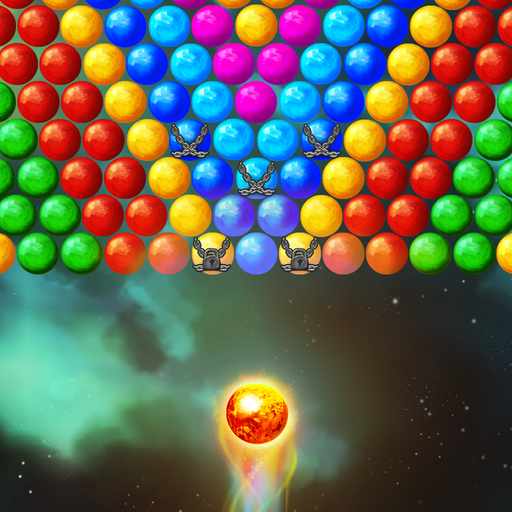 Supernova Bubble Puzzle 休閒 App LOGO-APP試玩