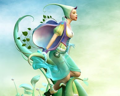 Fairy Puzzle Free Games - náhled