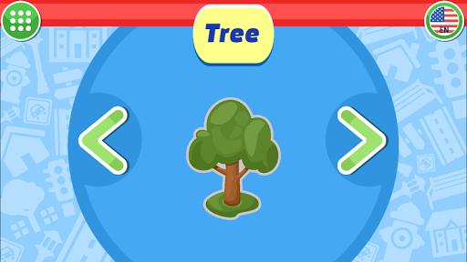 無料教育AppのExploring New Words - Street 記事Game