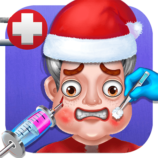 Crazy Santa Surgery Simulator (game)