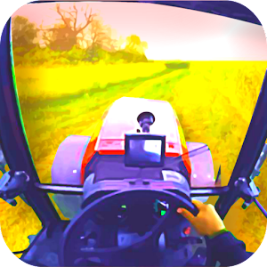 Driving Tractors Simulator for PC and MAC
