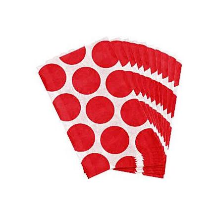 Godispåsar - röda prickar