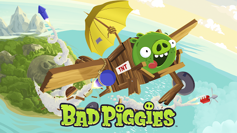 Bad Piggies HD Screenshot 11
