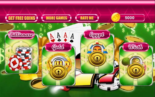 billionaire casino cheat codes
