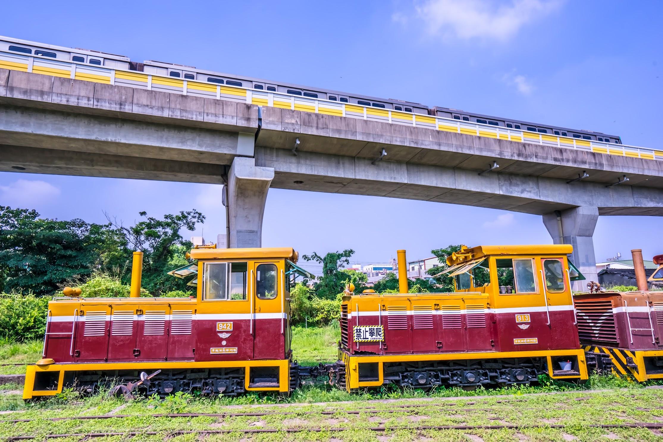 Taiwan Sugar Museum train3
